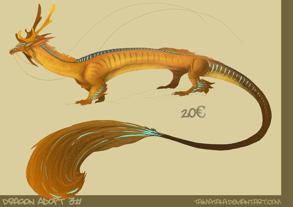 Dragon Adopt 3# -OPEN-