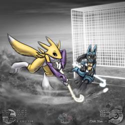 StompOlympics #25: Field Hockey!