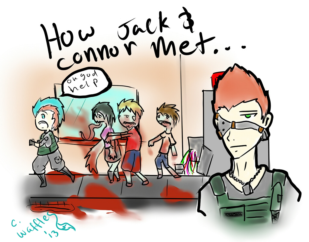 How Jack and Connor met...