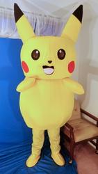 Pikachu Mascot Suit (Unmodified)