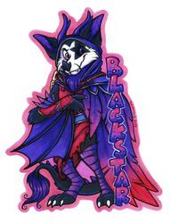Blackstar Badge (Commission)