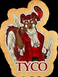 Tyco MFF Badge