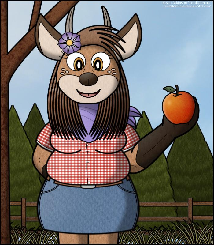 Caramel's Apple (2016)