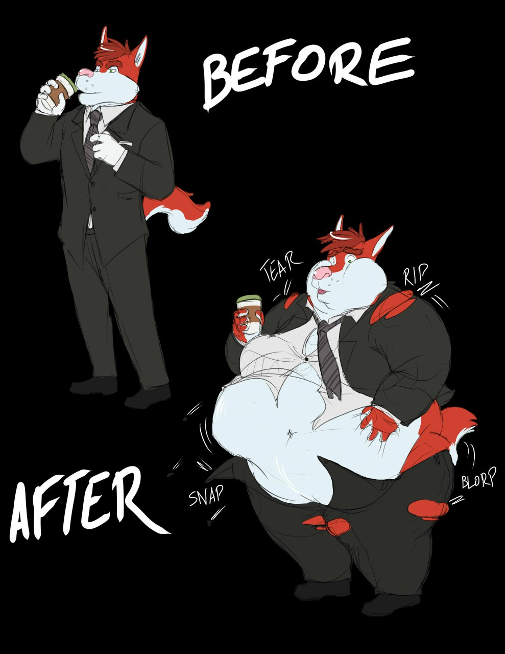 Before and After Commission #2