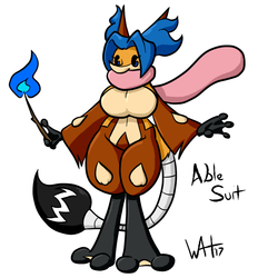 Stable Pony Style AbleSuit!
