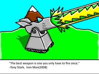 Best Weapon