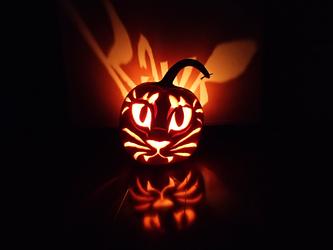 Halloween pumpkin 2013