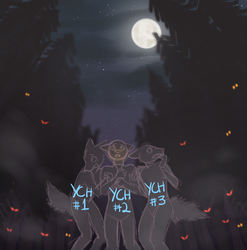 Midnight Walk [SOLD]