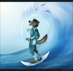.: Catch and freeze the wave [COM]