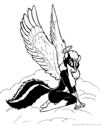 (2001) AnthroCon: Skunk Angel