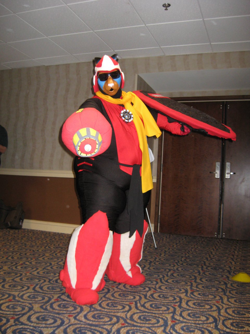 "FWA 2012 - Day 2 - ""Protofurry"""