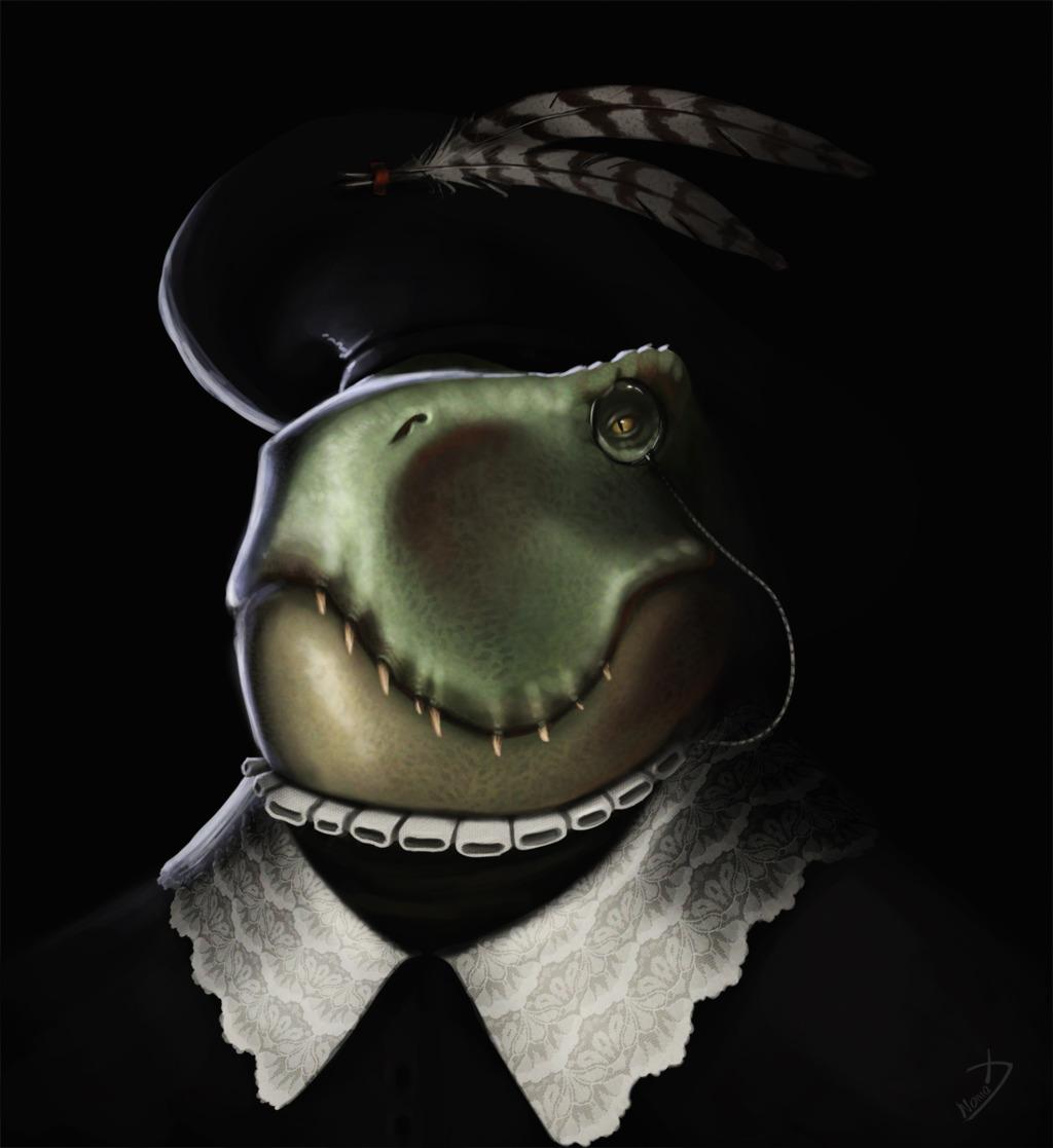 Classy Rex