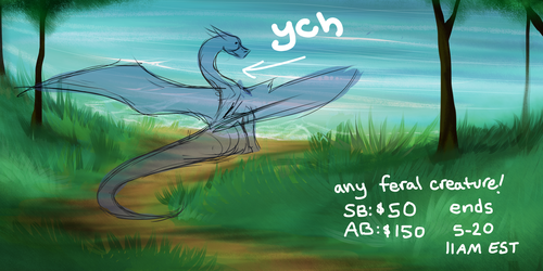 Quiet Lake YCH