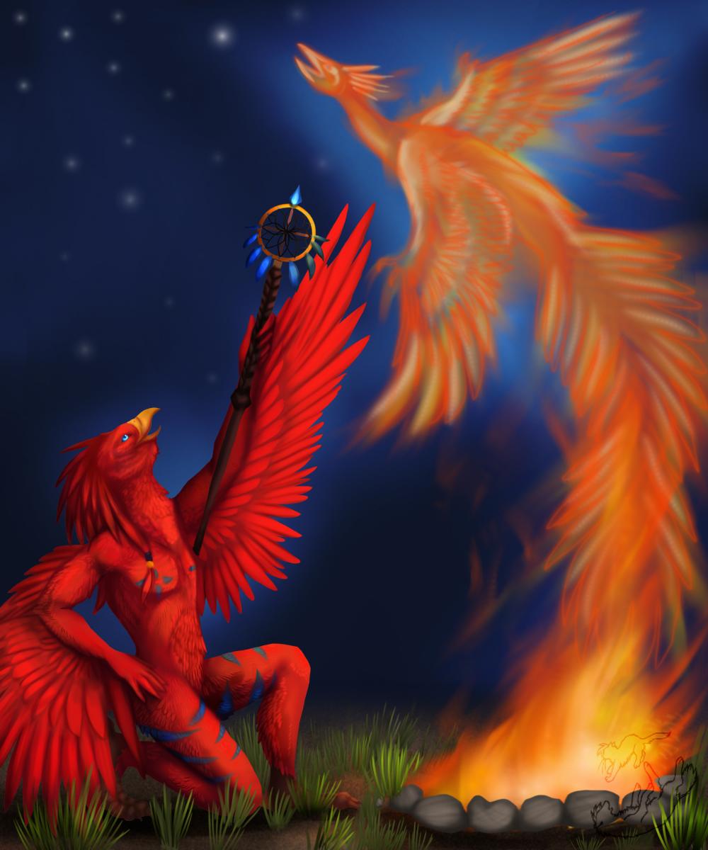 Phoenix Shaman