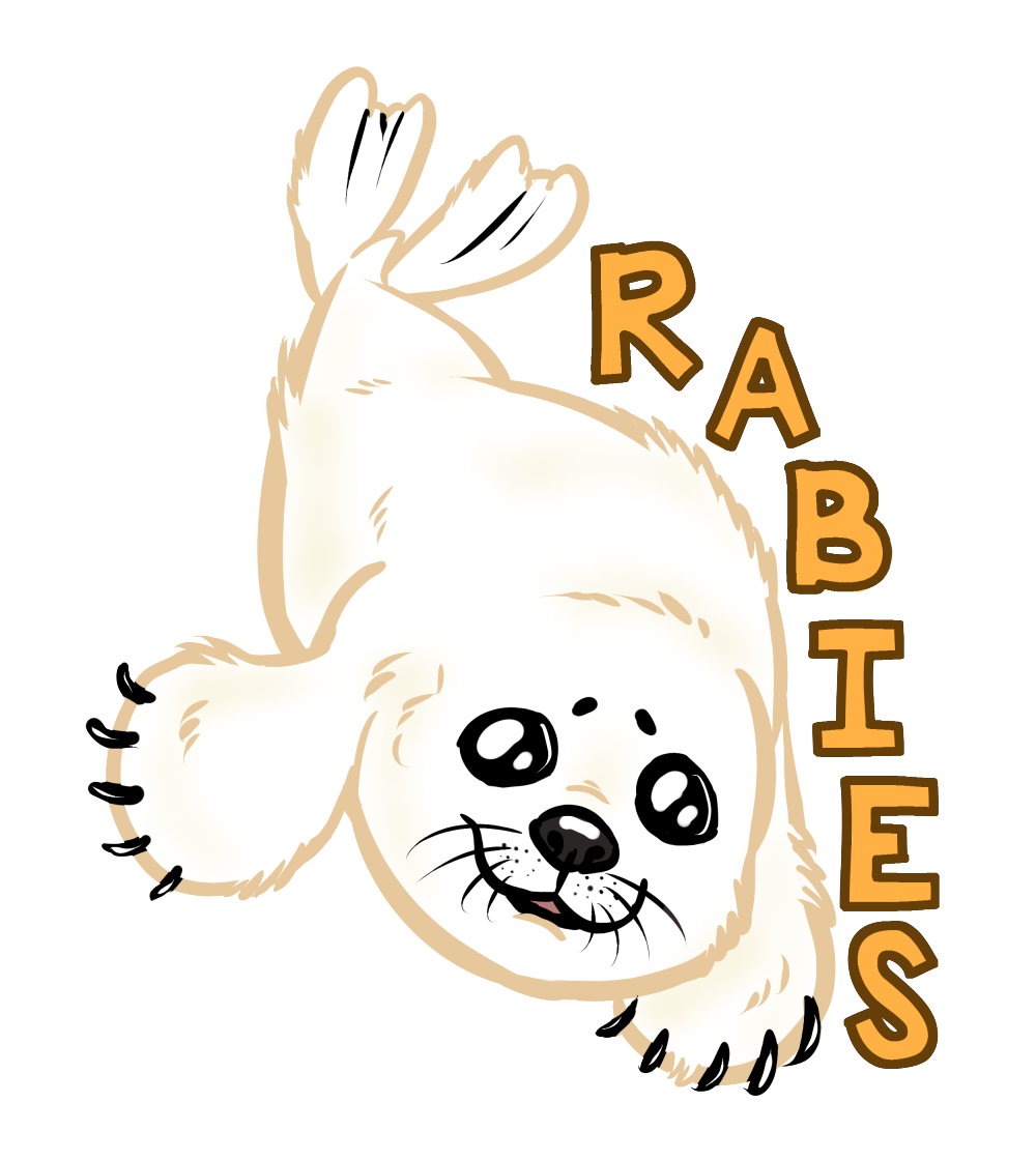 [G] Jan/Feb Conbadge Exchange - Rabies