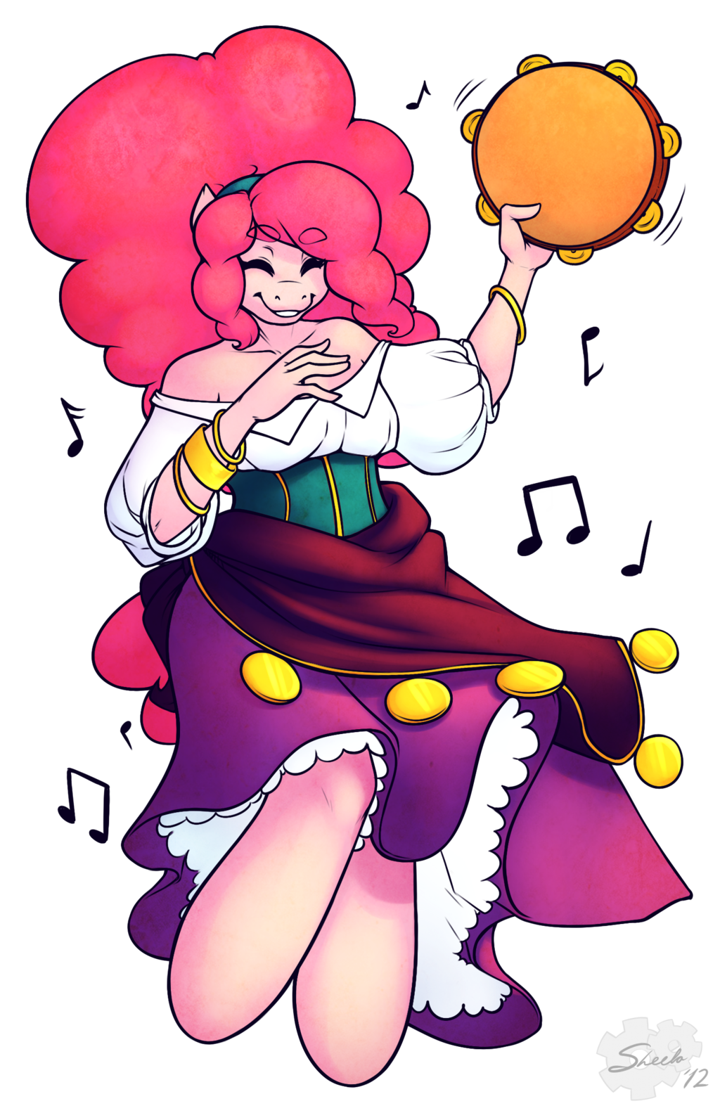 Gypsy Pie! [Commission]
