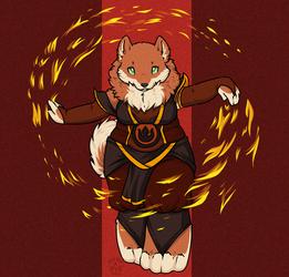 Fire by Hush-a-Bye