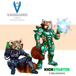 VANGUARD RPG - Rupanda