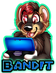Bandit Badge