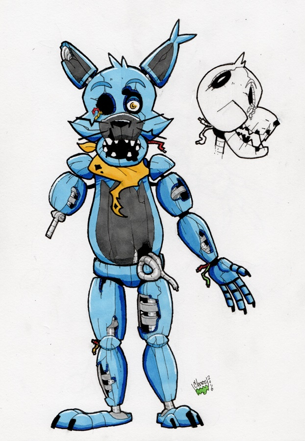 Beau the Bobcat Official Ref