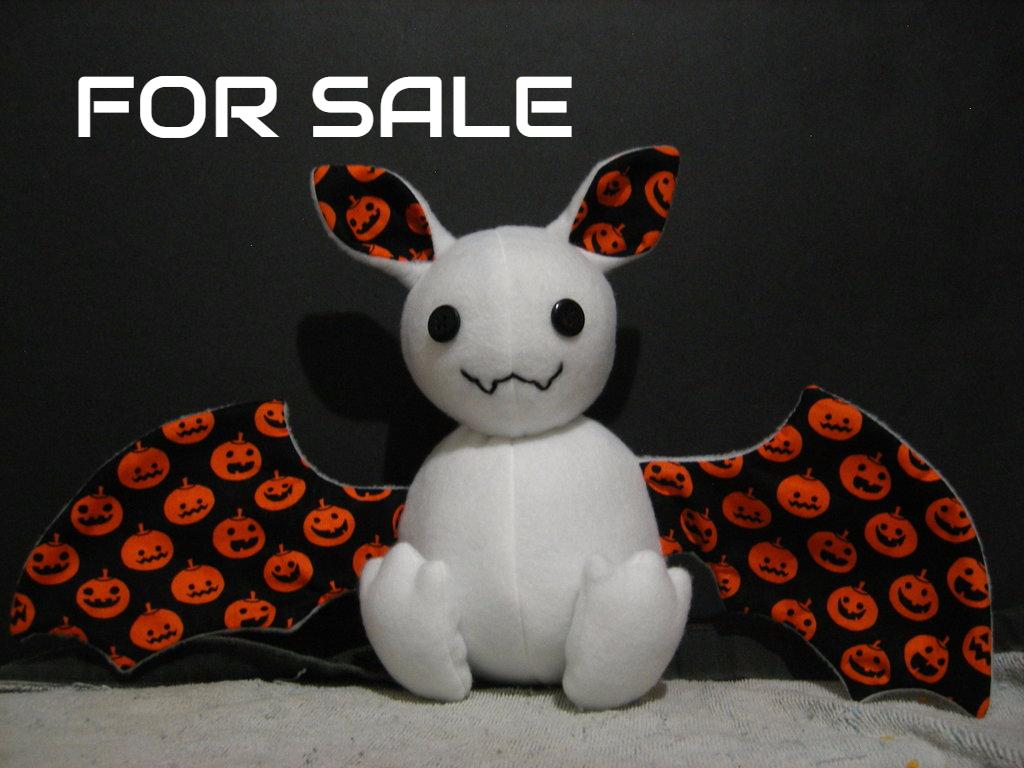 Halloween Bat For Sale!