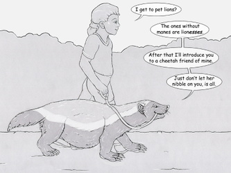 Mdogo - the leash 5