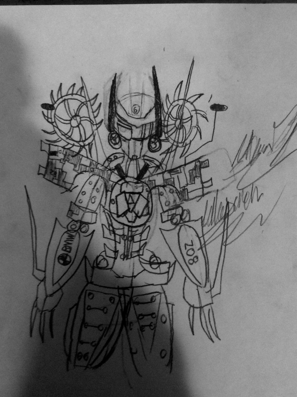 Transformers OC: Autobot Illusion