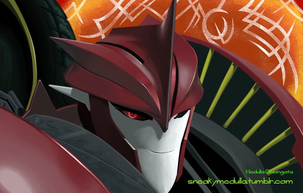 Most recent image: Transformers Prime: Knock Out (Practice)