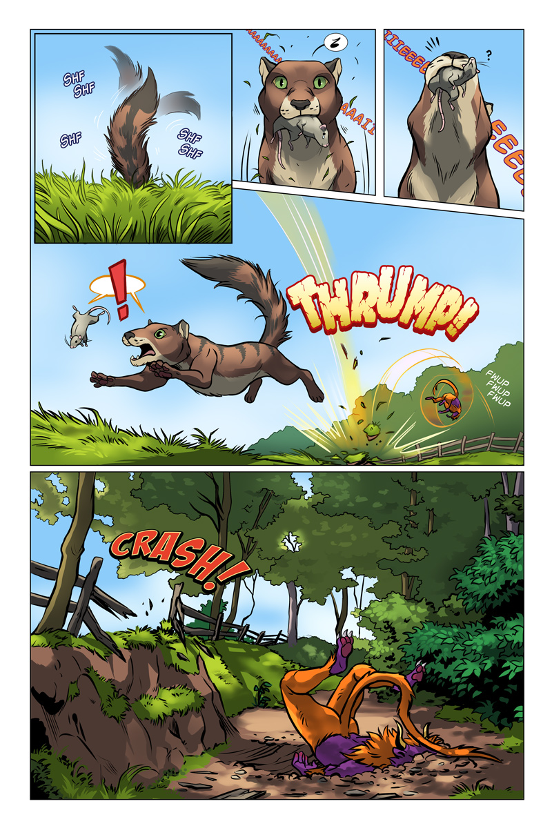 The Pride of Life - Ep. 08, pg. 26