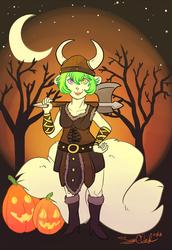 Halloween exchange 2013 (e)