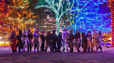 MFF 2014 Clockwork Creature Gathering 2