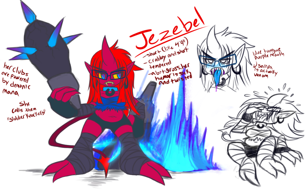 Most recent image: Jezebel