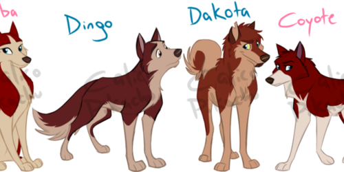 Balto OC makeover