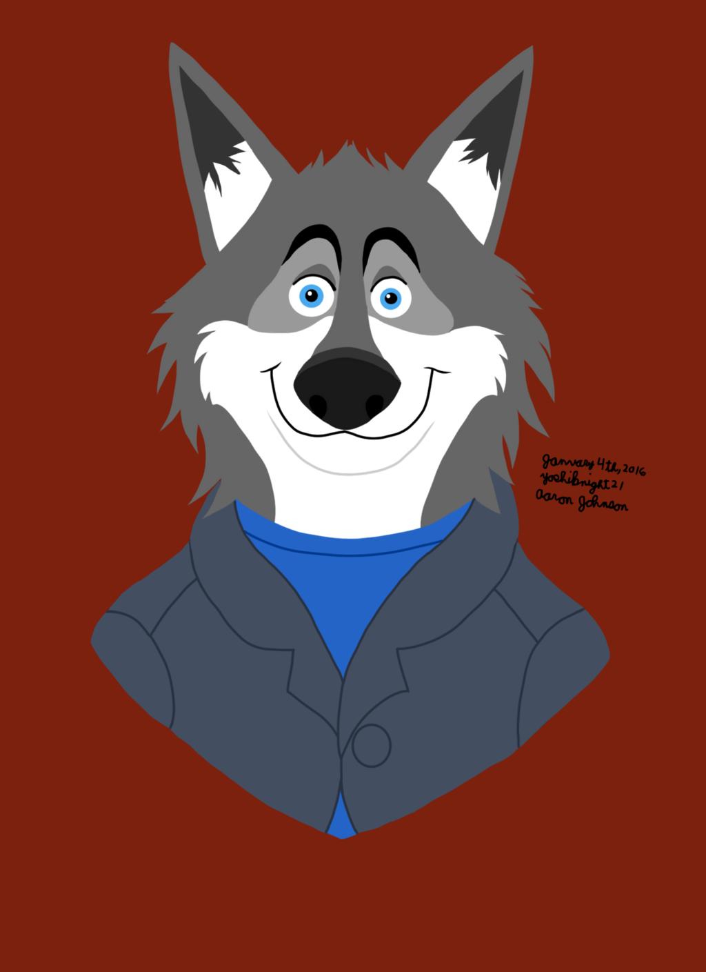 Wolf Night Guard (Disney)