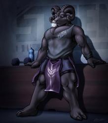 Bovidae's Strength