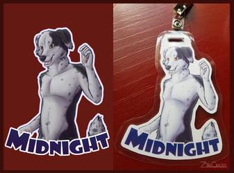 [C] Midnight Badge!