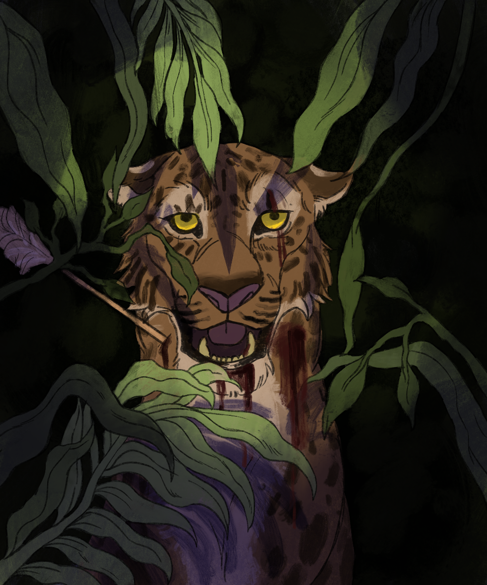 Panthera Pardis Orientalis