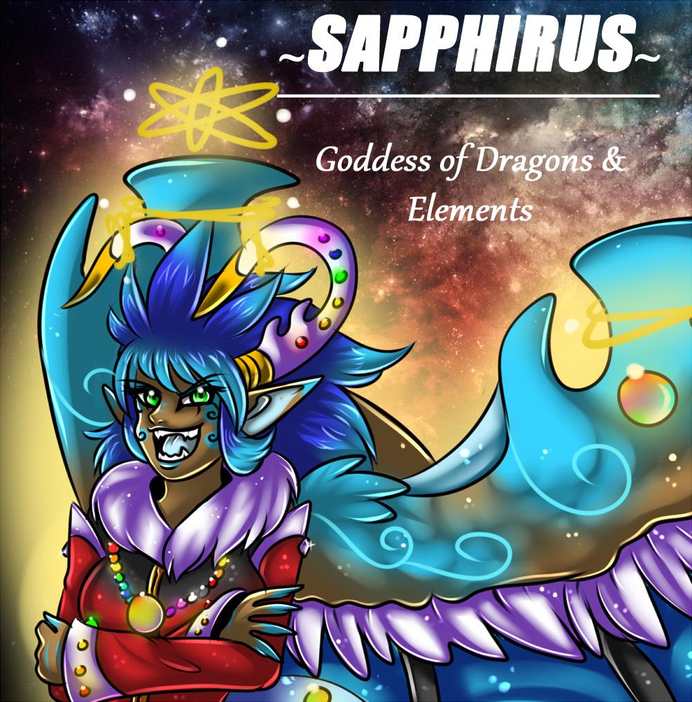 Sapphirus Banner of some sort...