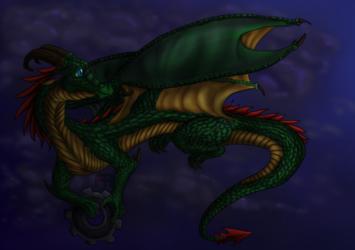 NuZoo Dragon