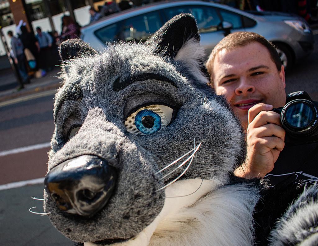 Brum Selfie!