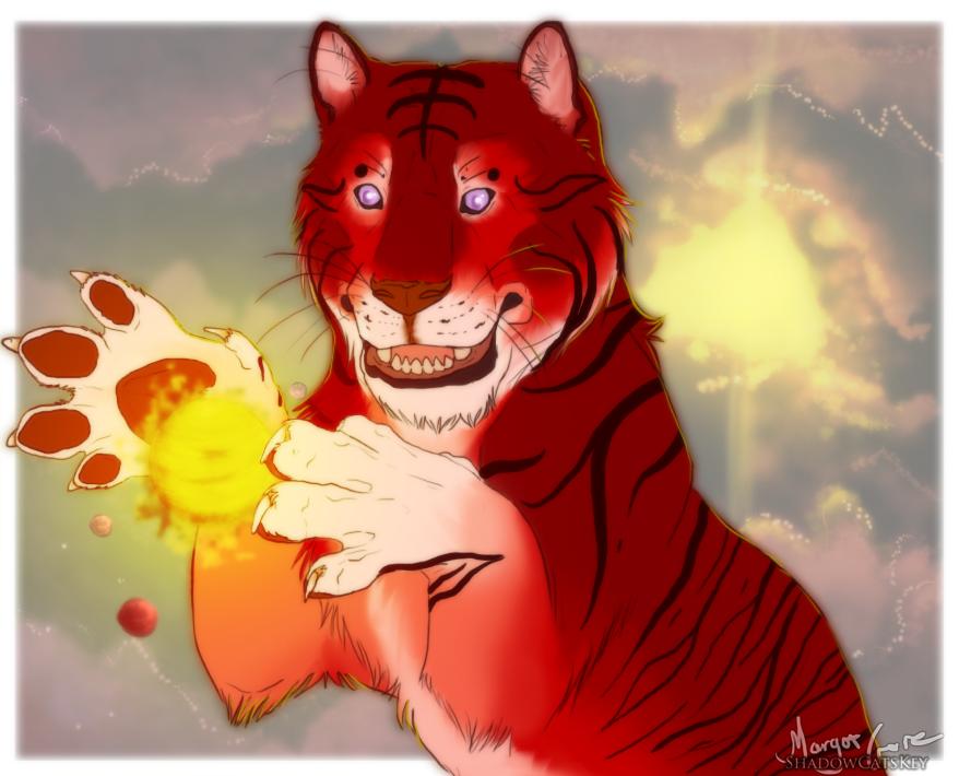 . Tigress . Astronomy .