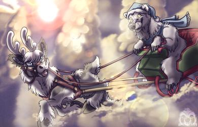 Jingle Through The Snow