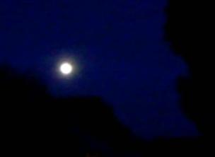 Full Moon May 2018
