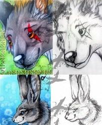 Anulein + Leo-Rah Aceo/Avatar