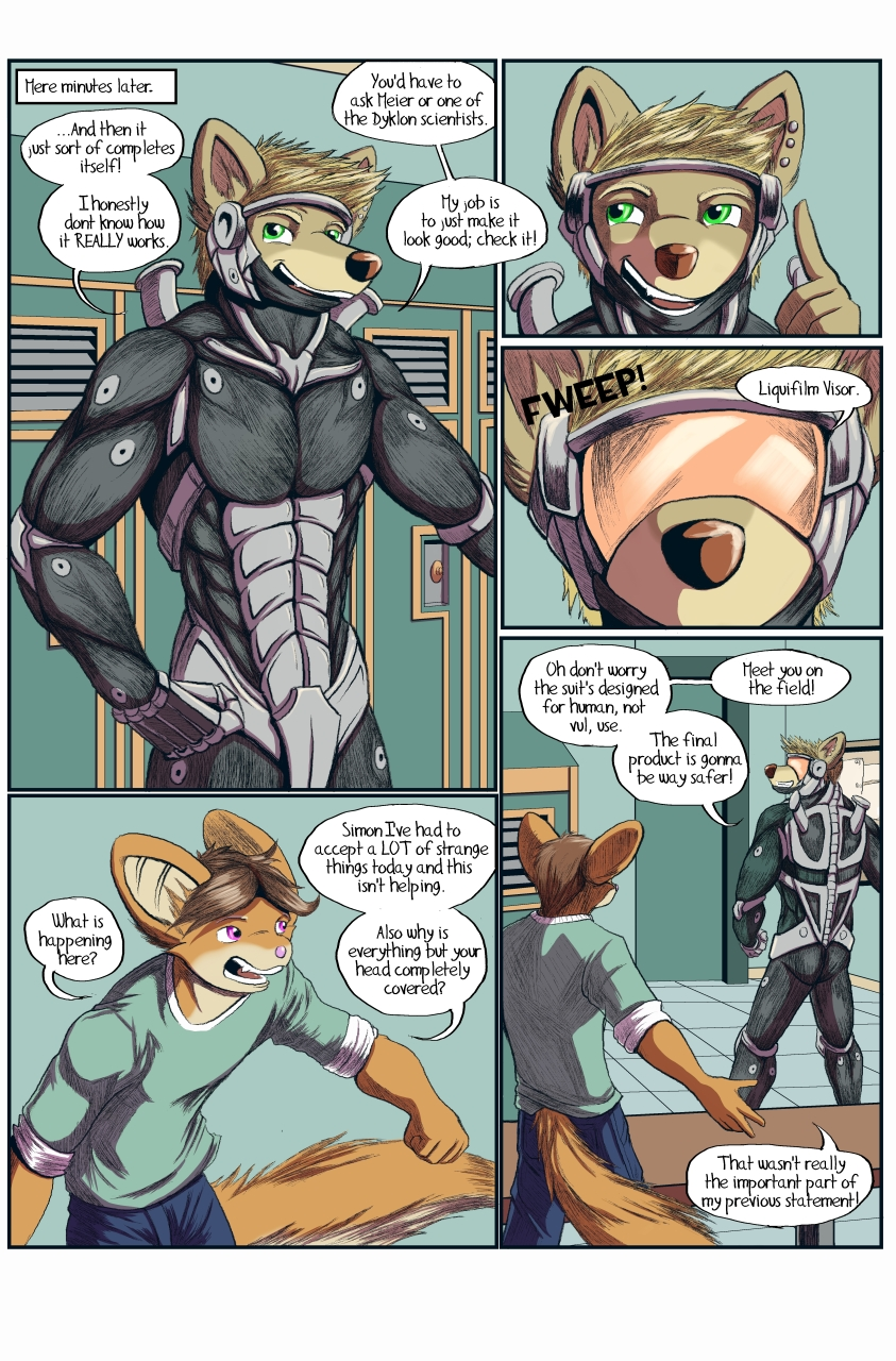 False Start Issue #3 Page 12