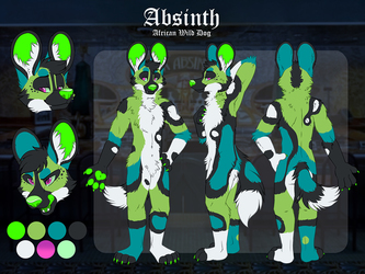Absinth Reference Sheet