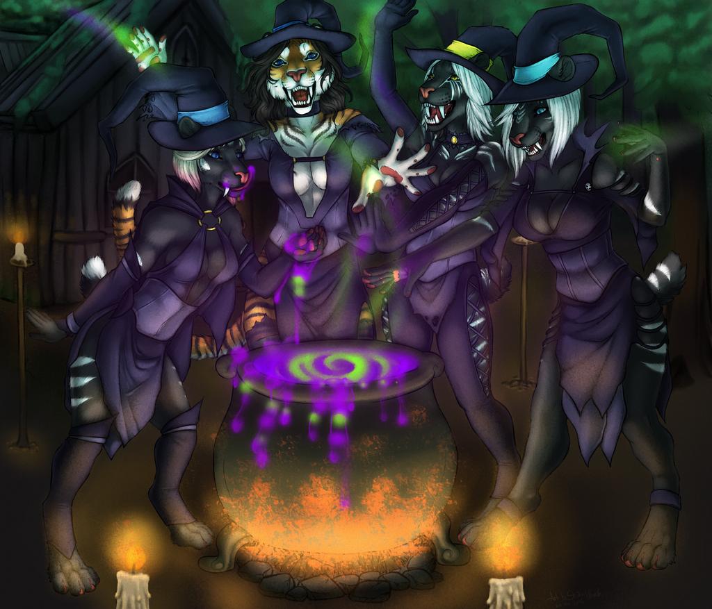 .: Summoning the Spirits:. [Shy Comm]