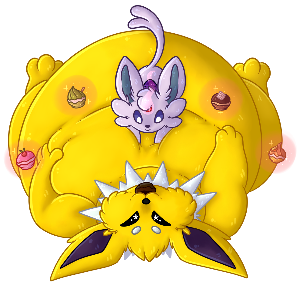 pkmn stuffing the jolteon � weasyl