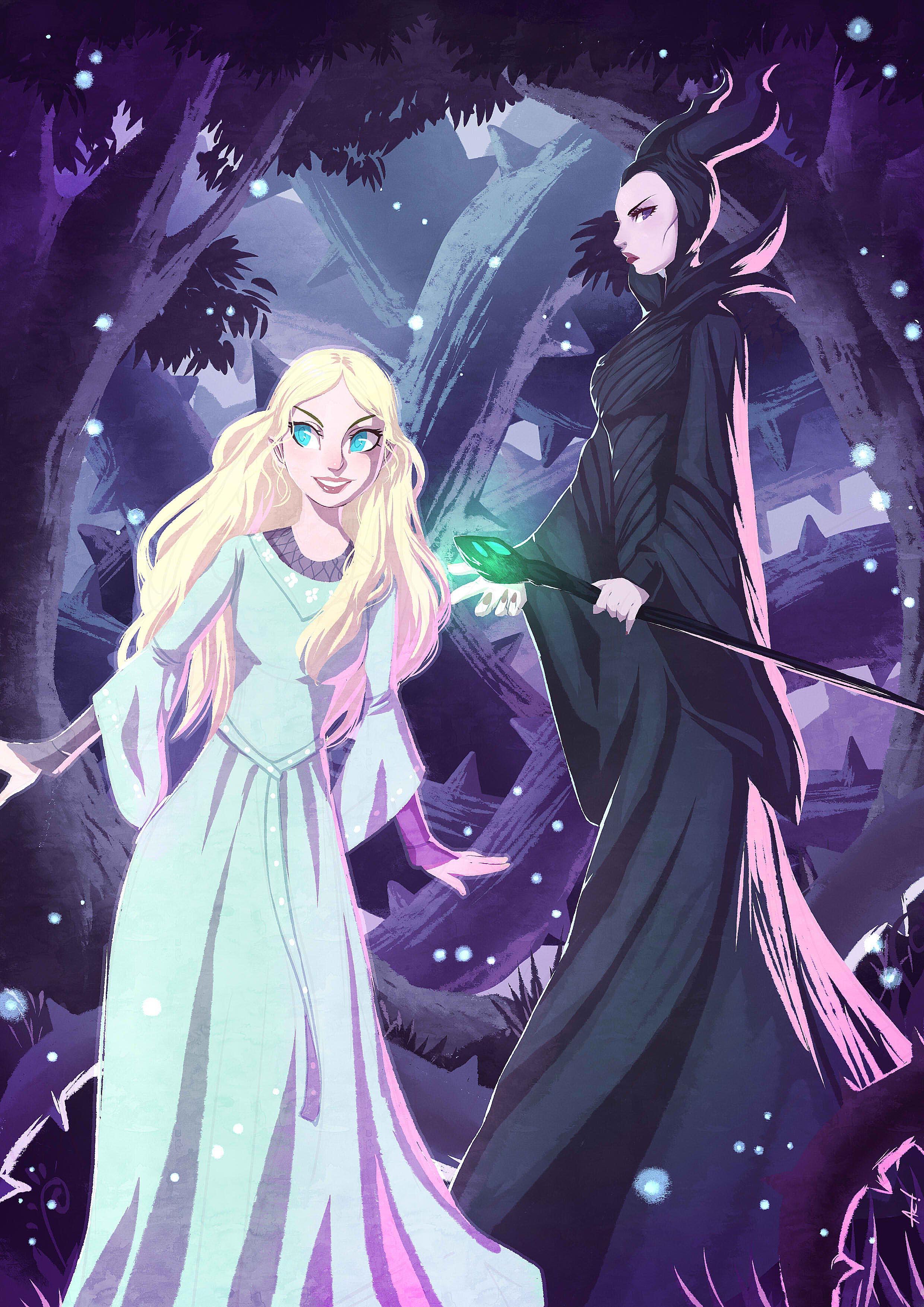 Maleficent Weasyl