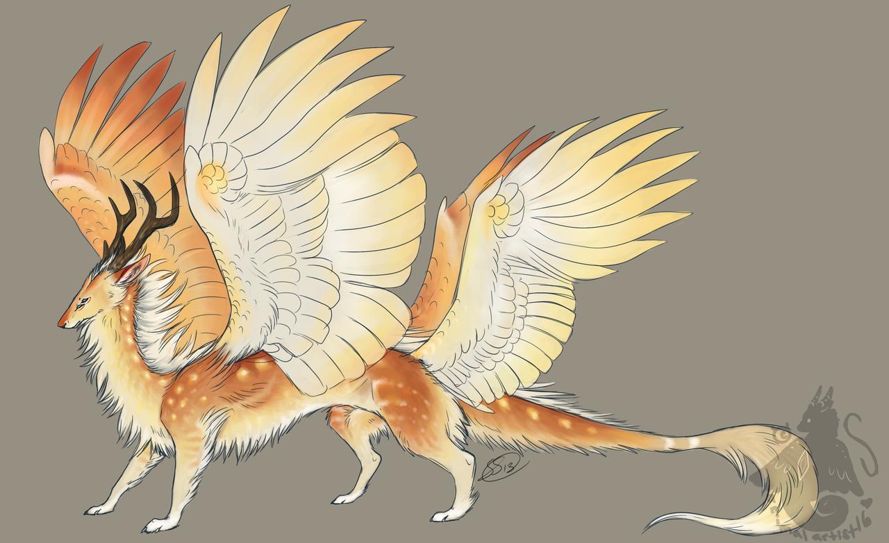 Regal Dragon Dc Weasyl
